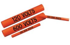 Marking Services MS-990AS coiled conduit markers