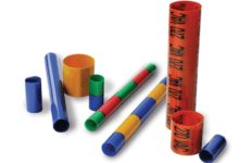 MS-990AS coiled conduit markers from Marking Services