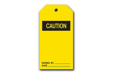 APT Caution Tag Marking Services Canada