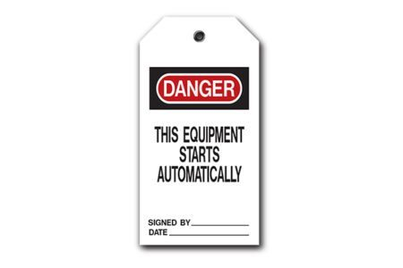 APT This Equipment Starts Automatically Marking Services Canada