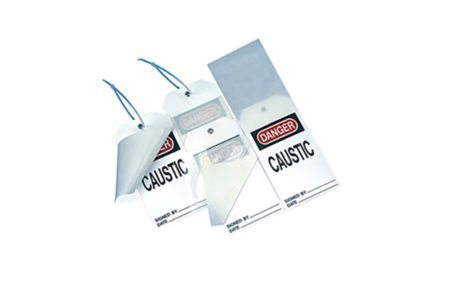 MSC offers premium self-laminating accident prevention tags